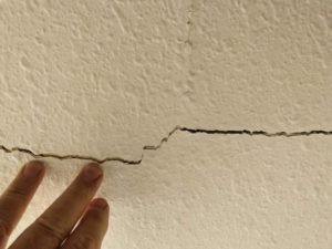 Serious Drywall Crack